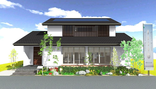 Chiba Branch Narita Model Homes (Built-in Solar Panels)