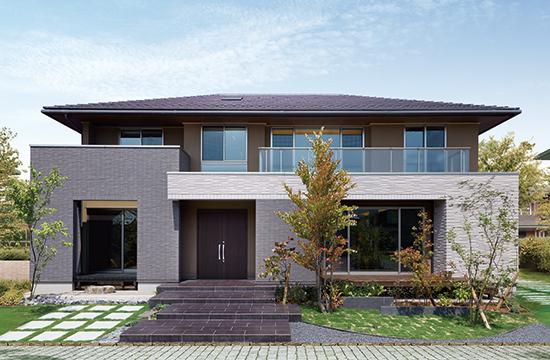 住友林業 | [FHP]福井ハウジングパーク 「上質な住まいづくり」大手メーカー8社の競演 トッ