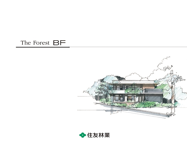 The Forest BF表紙