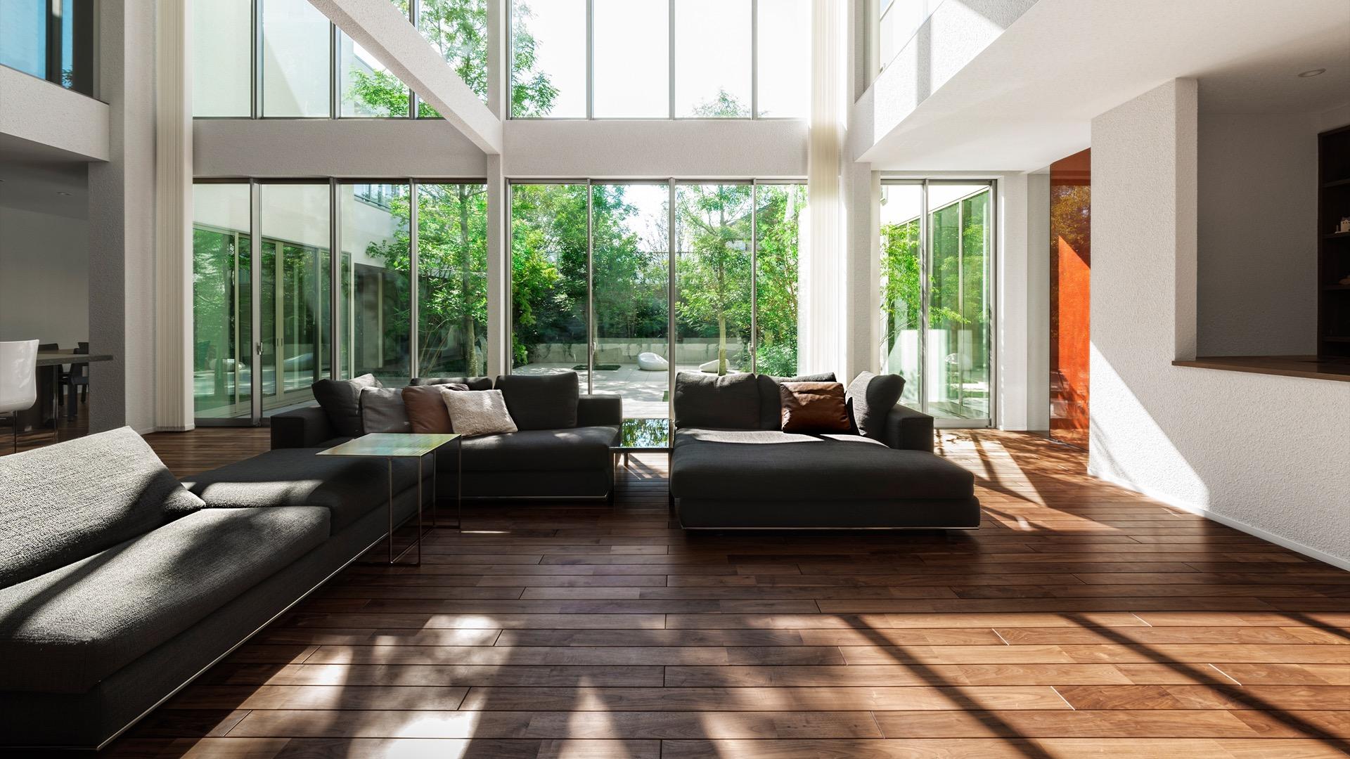 Works 013 端正で美しい邸宅 建築デザイン室 木造注文住宅の住友林業